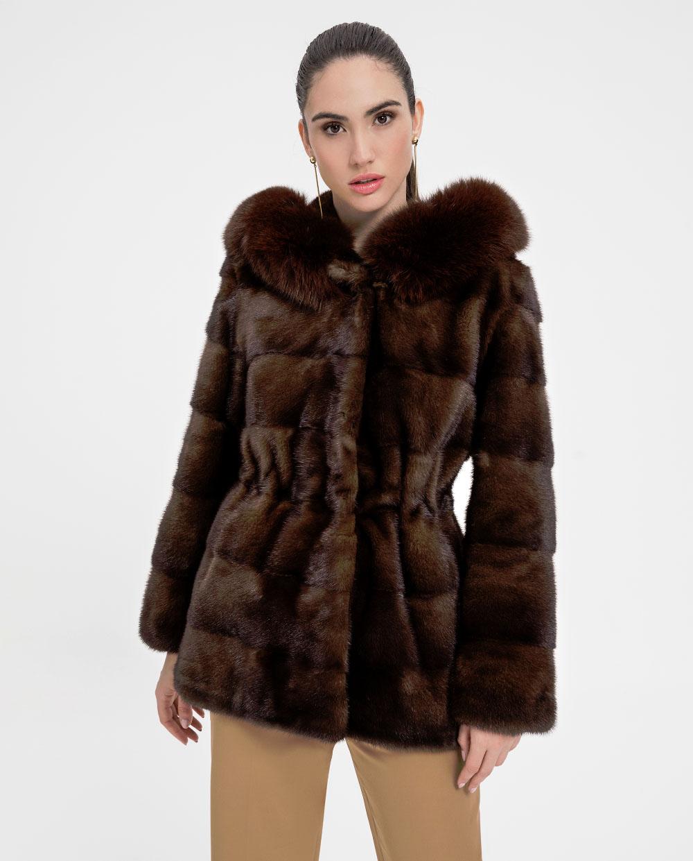 peletería online outlet abrigos de bisón modernos y juveniles