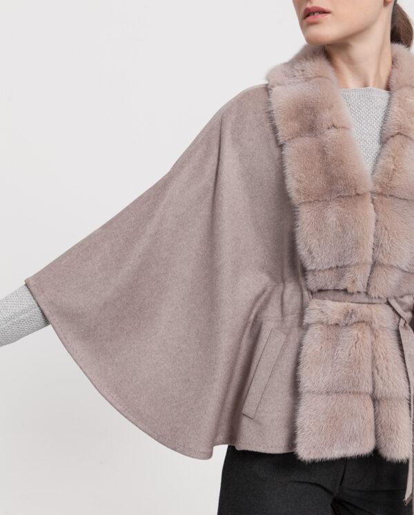 capa de mujer cashmere